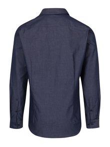 Tmavomodrá košeľa Seidensticker