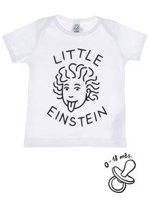 Biele detské tričko ZOOT Kids Little Einstein