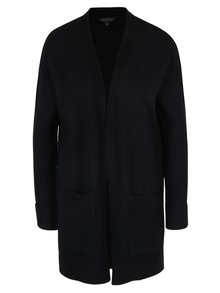 Cardigan lung negru - Miss Selfridge
