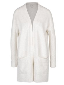 Cardigan crem lung - Miss Selfridge