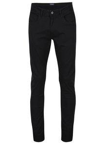 Černé pánské kalhoty Blend