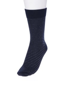 Tmavomodré ponožky Blend