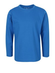 Modré chlapčenské tričko s dlhým rukávom 5.10.15.