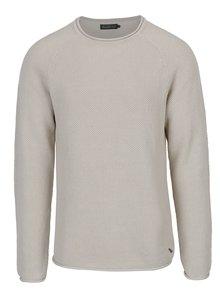 Krémový sveter Jack & Jones Phil