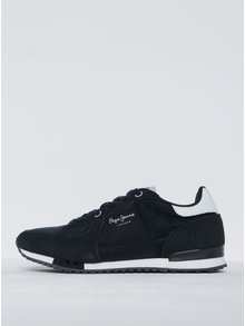 Pantofi sport bleumarin pentru bărbați Pepe Jeans Tinker Bold 17