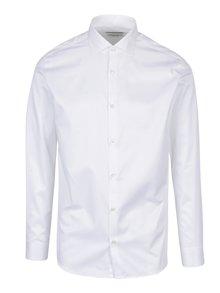 Bílá slim fit formální košile Jack & Jones Andrew