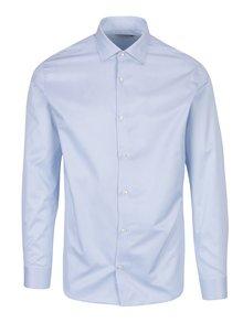 Světle modrá slim fit formální košile Jack & Jones Andrew