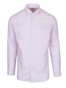 Světle růžová košile Selected Homme One Sel-Mas