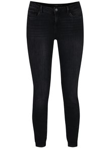 Čierne push up skinny rifle VERO MODA Icon