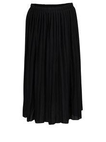 Čierna dievčenská plisovaná sukňa LIMITED by name it Sahlia