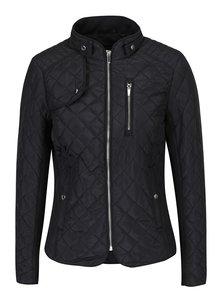 Jachetă neagră matlasată VERO MODA Riga