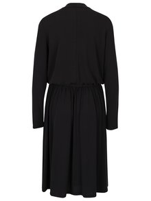 Rochie neagră cu mâneci lungi VERO MODA Metti