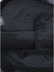 Rucsac unisex gri & negru pentru laptop -  Meatfly Basejumper 3 20 l