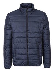 Tmavě modrá prošívaná bunda ONLY & SONS Piers