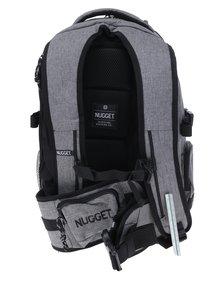 Svetlosivý batoh NUGGET Arbiter 30 l