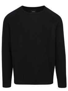 Pulover negru lejer - Burton Menswear London