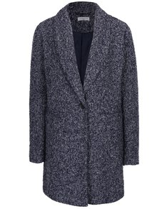 Palton bleumarin & gri Jacqueline de Yong Olivia