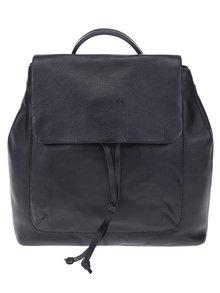 Černý dámský kožený batoh Clarks Totterdown Bay