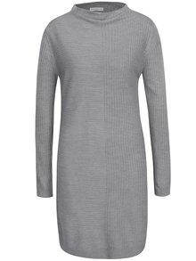 Rochie pulover gri Jacqueline de Yong Mindy