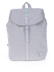 Světle šedý batoh Herschel Post 16 l