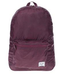 Vínový skladací batoh Herschel Packable 24,5 l