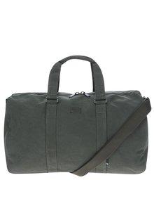 Tmavě zelená cestovní taška Herschel Novel 42,5 l