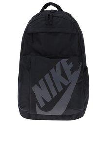 Čierny batoh s potlačou Nike Elemental
