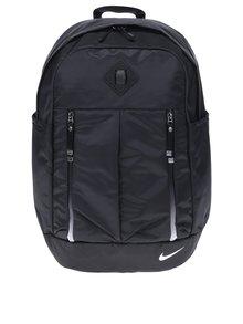 Čierny vodovzdorný batoh Nike Aura