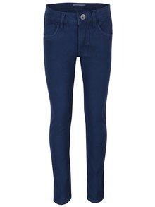 Modré klučičí slim fit kalhoty name it Jon