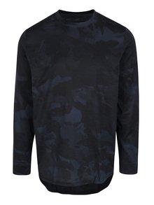 Bluză gri cu print pentru bărbați - Under Armour