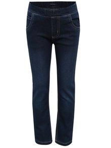 Tmavě modré holčičí džíny s pružným pasem Blue Seven