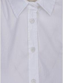 Bílá dámská košile s nášivkou Jimmy Sanders