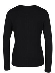 Černý dámský kadrigan s knoflíky M&Co
