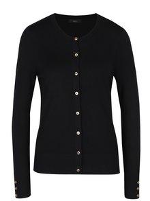 Černý dámský cardigan s knoflíky M&Co