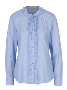 Světle modrá pruhovaná košile Haily´s Ada