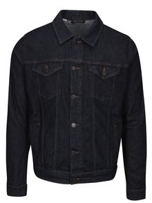Jachetă bleumarin din denim Selected Homme Jeppe