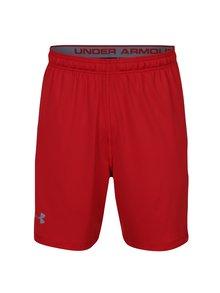 Pantaloni scurți roșii pentru bărbați - Under Armour