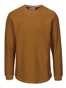 Bluză tricotată galben muștar RVLT