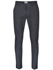 Pantaloni chino gri Farah Twill