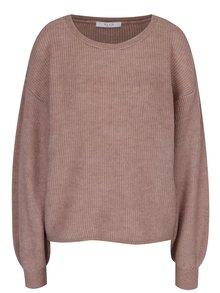Ružový sveter VILA Malango