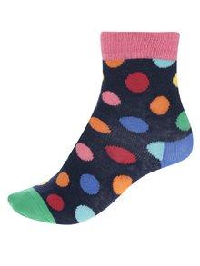 Sosete cu buline Happy Socks Big Dot pentru femei