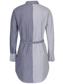 Cămașă rochie din bumbac cu dungi - TALLY WEiJL