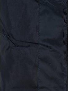Modrá holčičí prošívaná péřová bunda name it Mohil