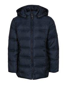 Modrá dievčenská prešívaná páperová bunda name it Mohil