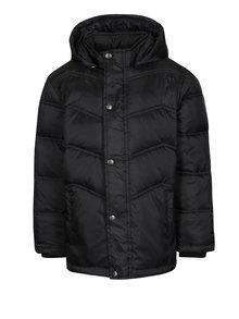 Čierna chlapčenská prešívaná páperová bunda name it Mohil