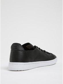 Pantofi sport negri din piele pentru femei -  Woden Jane II