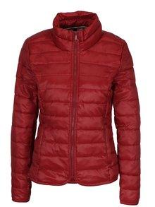 Jachetă matlasată roșie pentru femei - ONLY Tahoe