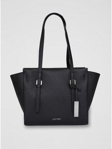 Černá kabelka Calvin Klein Jeans Marissa