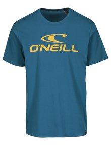 Petrolejové pánské tričko s potiskem O'Neill
