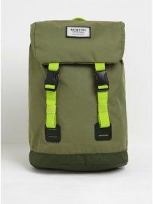 Zelený detský batoh Burton Tinder 16 l